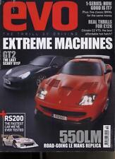 Evo Magazine - October 2004 - Issue 072