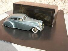 BROOKLIN 1/43 BRK1 1933 PIERCE ARROW SILVER ARROW BLEUE!!!!!