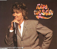 ROD STEWART - Ruby Tuesday (German 4 Track CD Single)