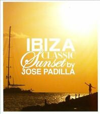 IBIZA CLASSIC - Sunset By Jose Padilla,  **NEW CD**