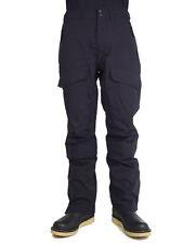 2012 NWT ISAORA TECH 3L RIDING SNOWBOARD PANTS XL black $385 japanese hard-shell