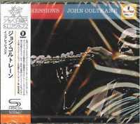 JOHN COLTRANE-IMPRESSIONS -JAPAN SHM-CD C94