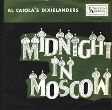 Al Caiola – Midnight In Moscow & Lady Of Spain / '7 inch Single