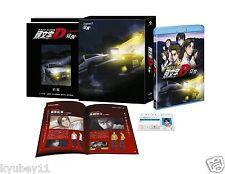 Movie Initial D legend 1 Kakusei Awakening Limited Blu-ray Book Japan EYXA-10261