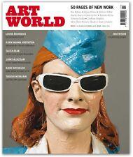 Art World Magazine Fine Art ISSUE 1 UK Oct 2007 Boo Ritson Bourgeois Baldessari