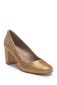 Donald Pliner NEW Parris Metallic Sparkle Pumps Shoes 9