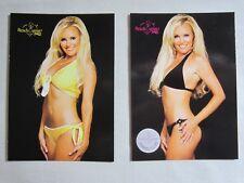 Bridget Marquardt 7 & 56 2005 Bench Warmer (Regular) 2 Card Lot