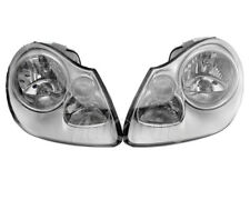 Porsche Cayenne 2003-2006 Halogen Headlight Right & Left Side Original OEM NEW