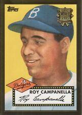 2002 Topps 1952 Reprint Baseball #52R-1 Roy Campanella Brooklyn Dodgers
