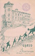 8518) MATTAJANO CA' DEL CONTE CAMPO DI SCANDIANO CORSO 1903/1904.