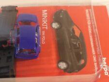 1/87 Herpa MINIKIT VW Polo 2-türig Ultramarinblau 012140-005
