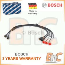 BOSCH IGNITION CABLE KIT OPEL VAUXHALL OEM 0986356722 1612642