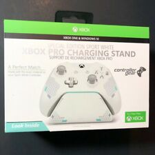 XBOX ONE Controller Pro Charging Stand [ Sport WHITE Special Edition ] NEW