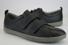 Ecco Damenschuhe Halbschuhe Klettschuhe Sneaker Gr.42    (N 898)