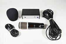 Behringer T-47 PRO Tube Condenser Studio Microphone