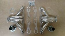 CERAMIC Chevy Hugger Headers SBC street rod 265 283 305 307 327 350 383 400