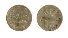 s1170_300) NETHERLANDS INDIES - INDIE OLANDESI 1/10 GULDEN  AG 1858