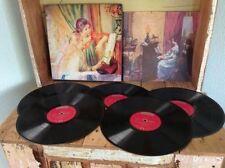 Box Set Classical 33 RPM Speed Vinyl Records
