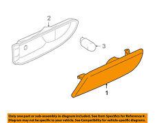 Mercedes MERCEDES-BENZ OEM 07-09 S550-Side Marker Light Lamp Left 2218200121