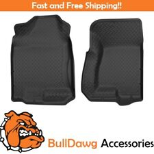 Husky Liners 31301 - Classic Style Series - Front Row Floor Liners - Black