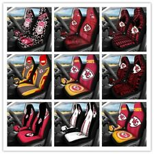 Car Seat Cover Personalized Nonslip Seat Protector 2Pcs for Kansas City Chiefs