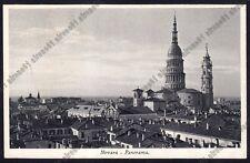 NOVARA CITTÀ 272 Cartolina viaggiata 1940