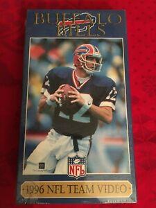 BUFFALO BILLS 1996 NFL TEAM VIDEO VHS