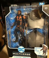 McFarlane DC Multiverse Bloodsport UNMASKED The Suicide Squad Exclusive NEW