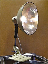 Table Lamp Industrial Nintage Retro Steam Punk Upcycled Christmas Present Gift