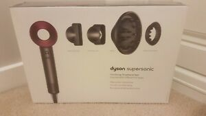 Dyson Supersonic HD03 Hairdryer - fuchsia