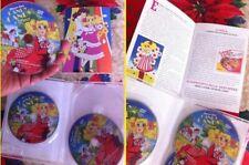 Candy Candy la Serie Tv super completa in dvd tutti in italiano + molti extra .
