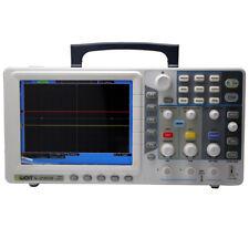 "Ultra-thin 30Mhz OWON Digital Storage Oscilloscope SDS5032E 250Mhz/s 8"" TFT VGA"
