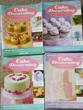 DeAgostini Cake Decorating Magazine - Bundle Of 76 Books In Good Condition