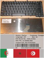 CLAVIER QWERTY ARABE ACER AS3100 3100 3650 3690 5100 5110 NSK-H350A 9J.N5982.50A