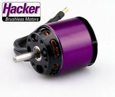 Hacker Brushless Motor A 30 / A30-12 L V3 oder A 30-14 L V4 - 143 g - 500 W