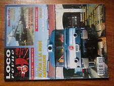 $$9 Loco-Revue N°622 CC 7100  Rosendael  Pont tournant Jouef  Flexichas  BB63000