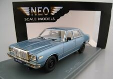 Datsun 200L Laurel C230 in blau metallic * NEO * 1:43 * OVP
