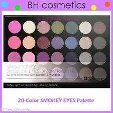 NEW BH Cosmetics 28-Color SMOKEY EYES Eye Shadow Palette FREE SHIPPING Smoky NIB