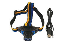 HEADLIGHT TORCH - 3W CREE RE-CHARGEABLE LASER TOOLS