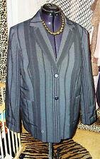 Bodenlange Damen-Anzüge & -Kombinationen mit Nadelstreifen