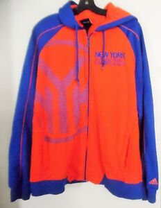 New York Knicks Full Zip Hoodie size XL
