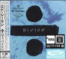 ED SHEERAN-DIVIDE-JAPAN CD E20