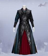 Chen Qingling Weiwuxian Cosplay Custome Set Unsex Modaozushi Yilinglaozu Suit