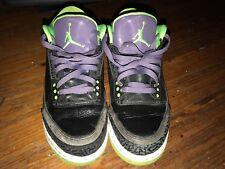 Jordan 3 Joker Size 8.5 Foamposite Jordan 1 2 3 4 5 6 7 8 9 10 11 12 13 14