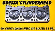 GM CHEVY LUMINA FIERO S10 BLAZER 2.8 OHV V6 CYLINDER HEAD REBUILT