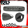 KIT PARACALORE MARMITTA YAMAHA T-MAX 500 CARBURATORE 2004- CARBON LOOK (INTERASS