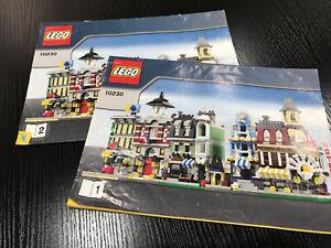 LEGO CREATOR EXPERT | 10230 | MINI MODULARS INSTRUCTION MANUALS ONLY