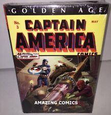 Marvel CAPTAIN AMERICA GOLDEN AGE VOL 1 OMNIBUS Hardcover HC - NEW* MSRP $125