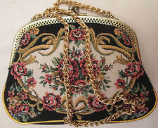 -AUTHENTIQUE sac à main type soirée   TBEG vintage bag