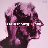 SERGE GAINSBOURG - GAINSBOURG IN JAZZ 180G  VINYL LP NEW!